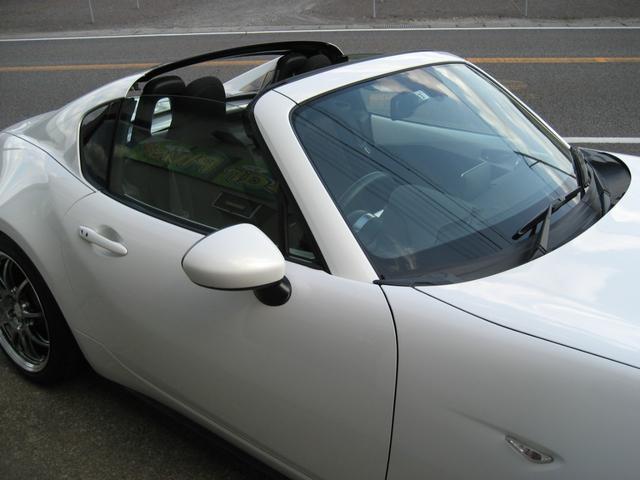 S 6MT HKS車高調ハイパーマックス ローダウン ワイドトレットスペーサー WORK社外17インチアルミホイール 当社下取ワンオーナー 禁煙車 オートワイパー LEDオートヘッド プッシュスタート(34枚目)