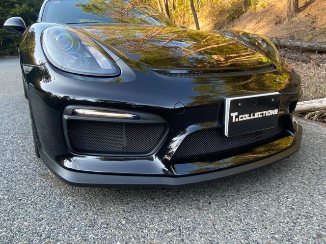 GT4 スポーツクロノパッケージ カーボンバケットシート ブラックカラーホイール ブラックウイング カーボンインテリアパッケージ(9枚目)