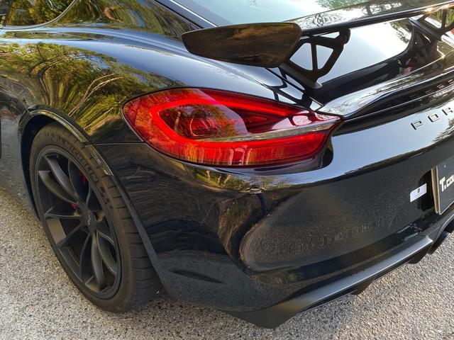 GT4 スポーツクロノパッケージ カーボンバケットシート ブラックカラーホイール ブラックウイング カーボンインテリアパッケージ(11枚目)
