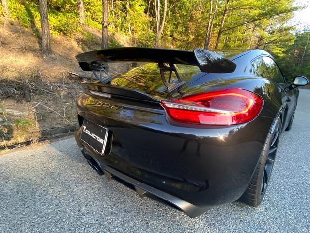 GT4 スポーツクロノパッケージ カーボンバケットシート ブラックカラーホイール ブラックウイング カーボンインテリアパッケージ(15枚目)