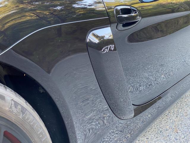 GT4 スポーツクロノパッケージ カーボンバケットシート ブラックカラーホイール ブラックウイング カーボンインテリアパッケージ(17枚目)