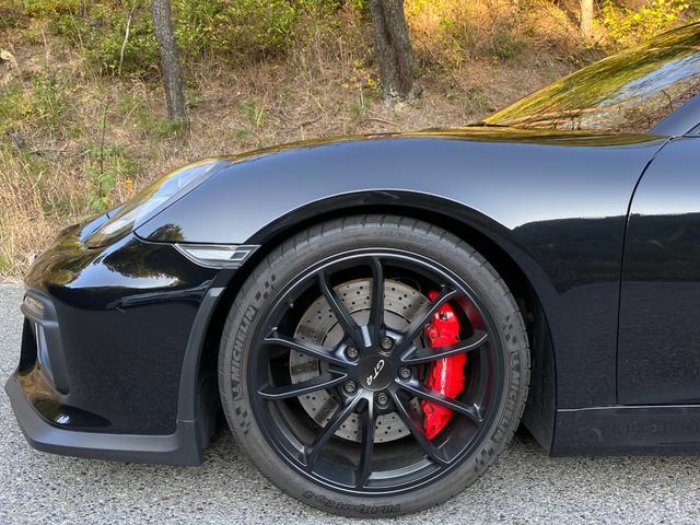 GT4 スポーツクロノパッケージ カーボンバケットシート ブラックカラーホイール ブラックウイング カーボンインテリアパッケージ(32枚目)