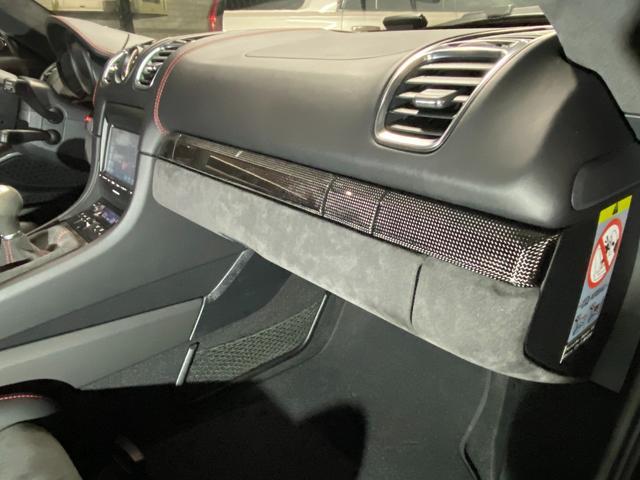 GT4 スポーツクロノパッケージ カーボンバケットシート ブラックカラーホイール ブラックウイング カーボンインテリアパッケージ(50枚目)