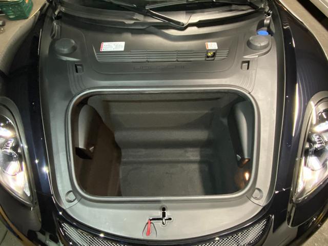 GT4 スポーツクロノパッケージ カーボンバケットシート ブラックカラーホイール ブラックウイング カーボンインテリアパッケージ(58枚目)
