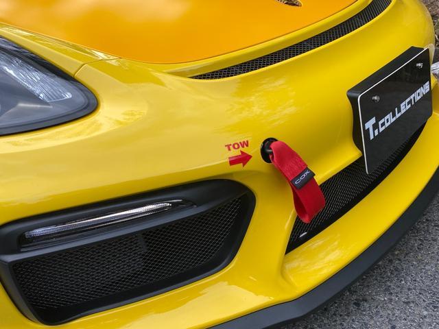 GT4 クラブスポーツ カーボンバケットシート オプション4点シートベルト 地デジナビ レーダー ドラレコ ワンオフマフラー 各所ラッピング(11枚目)