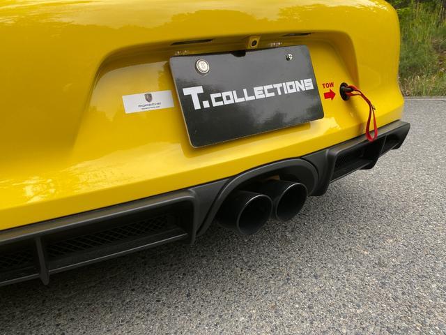 GT4 クラブスポーツ カーボンバケットシート オプション4点シートベルト 地デジナビ レーダー ドラレコ ワンオフマフラー 各所ラッピング(18枚目)