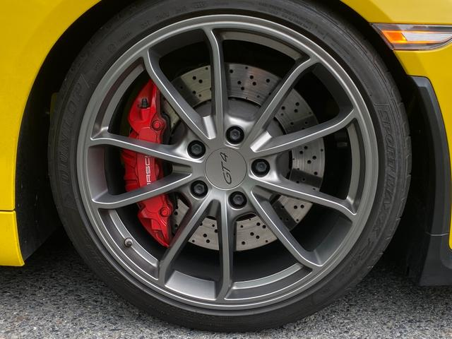 GT4 クラブスポーツ カーボンバケットシート オプション4点シートベルト 地デジナビ レーダー ドラレコ ワンオフマフラー 各所ラッピング(33枚目)