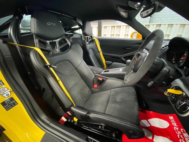 GT4 クラブスポーツ カーボンバケットシート オプション4点シートベルト 地デジナビ レーダー ドラレコ ワンオフマフラー 各所ラッピング(35枚目)