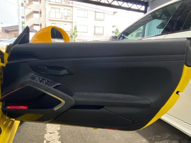GT4 クラブスポーツ カーボンバケットシート オプション4点シートベルト 地デジナビ レーダー ドラレコ ワンオフマフラー 各所ラッピング(51枚目)