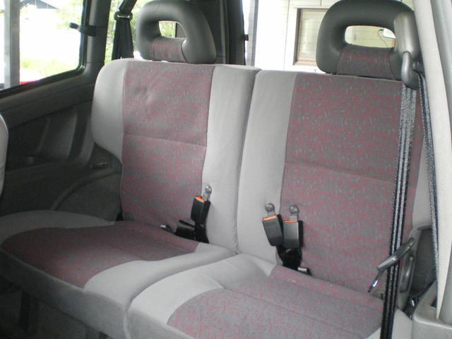 日産 ミストラル ショート タイプR 2.7ディーゼルターボ4WD
