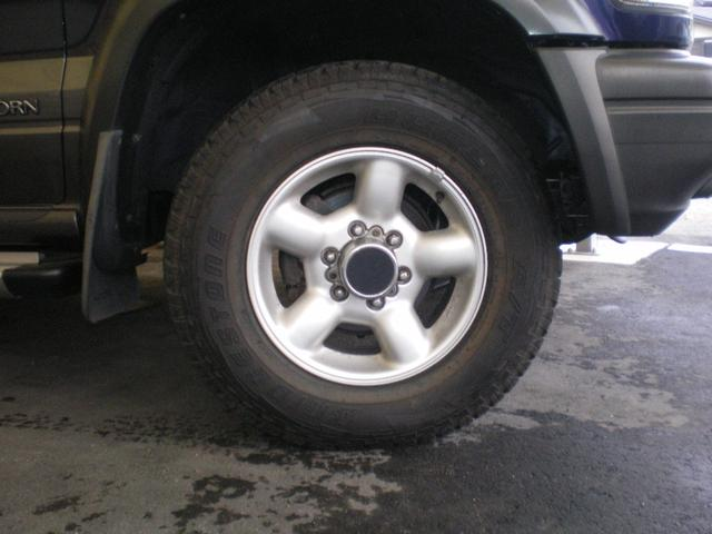 いすゞ ビッグホーン XSプレジール ロング デイーゼルターボ