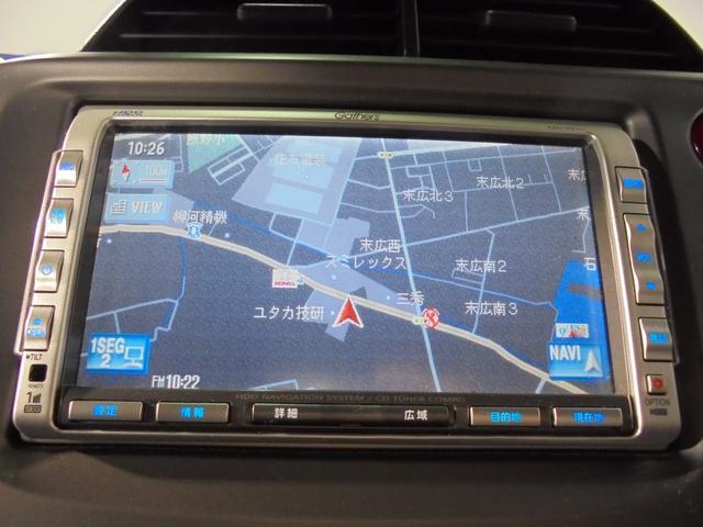 ホンダ フィット Gハイウェイエディション純正HDDナビTV 1オーナ買取車
