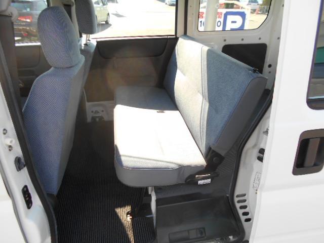 ホンダ アクティバン SDX CD ETC キーレス 両側スライドドア 自店買取車