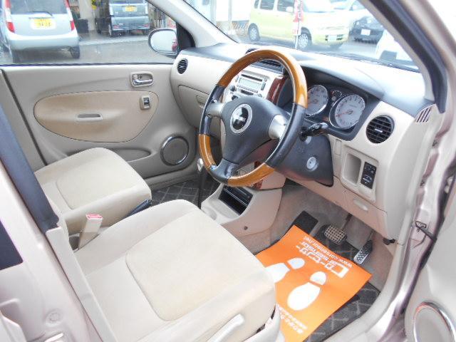 RS キーレス 純正CD HID 純正15インチAW 買取車(8枚目)