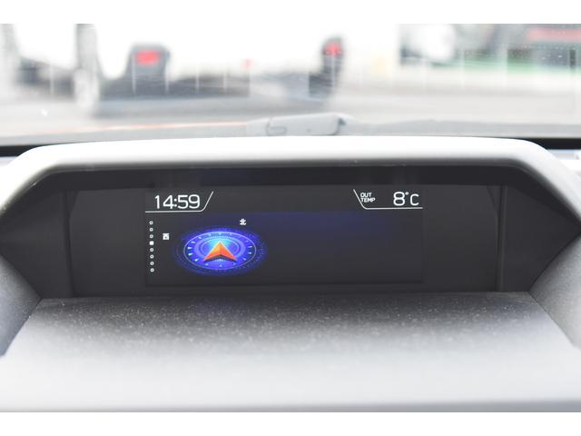 MFDにて燃費情報や車両作動状態など、車両のさまざまな情報を大型液晶画面で表示します。