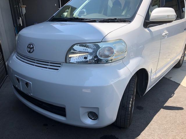 「トヨタ」「ポルテ」「ミニバン・ワンボックス」「岐阜県」の中古車6