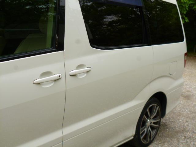 トヨタ アルファードV MX Lエディション 新品ナビTV 社外18インチアルミ