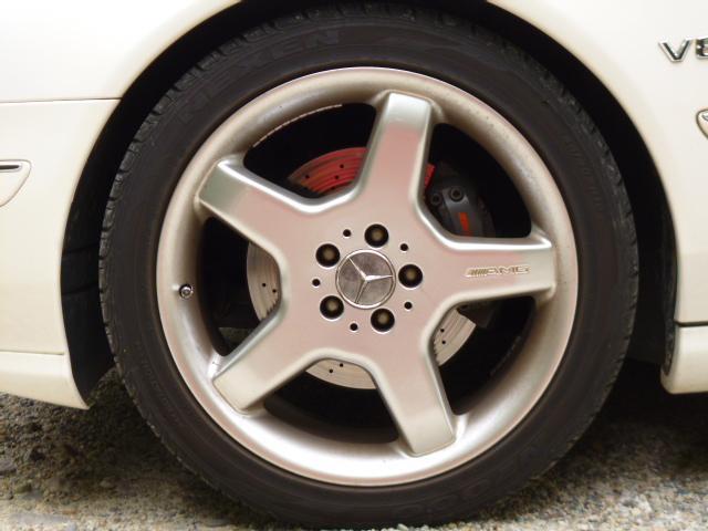 メルセデス・ベンツ M・ベンツ CL500 黒本革 HDDナビ地デジ Bモニター