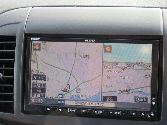 12E プラスナビHDD SP 1オーナ- 車検整備2年付(10枚目)