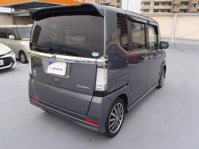 「ホンダ」「N-BOX+カスタム」「コンパクトカー」「愛知県」の中古車8