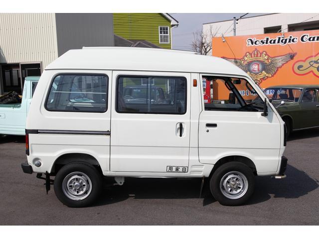 スズキ エブリイ サンルーフ 4WD