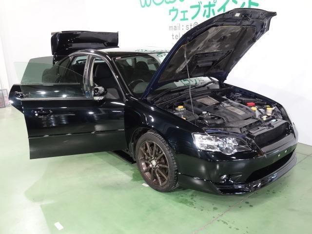「スバル」「レガシィB4」「セダン」「愛知県」の中古車71