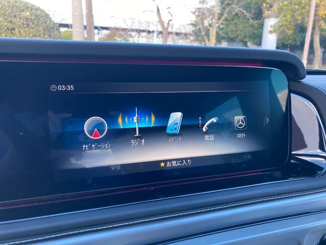 G550AMGライン デジーノエクスクルーシブPKG 法人ワンオーナ 純正ドライブレコーダー(13枚目)