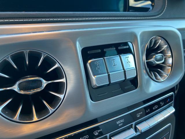 G550AMGライン デジーノエクスクルーシブPKG 法人ワンオーナ 純正ドライブレコーダー(14枚目)