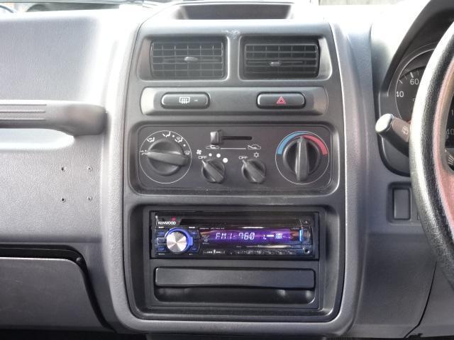 XR-II ユーザー買取車 4WD フォグランプ 車検整備付(3枚目)