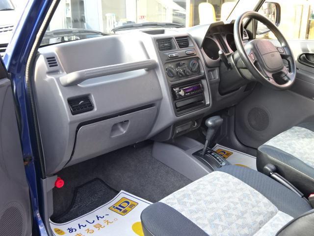XR-II ユーザー買取車 4WD フォグランプ 車検整備付(7枚目)