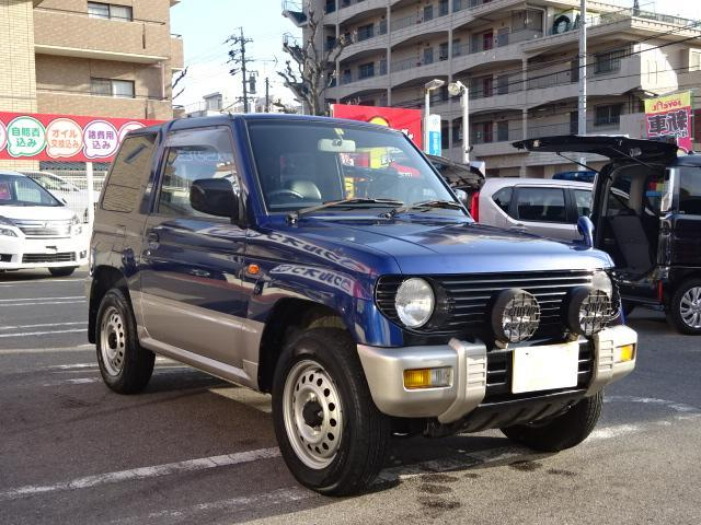 XR-II ユーザー買取車 4WD フォグランプ 車検整備付(17枚目)