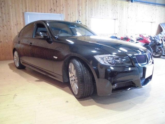 BMW BMW 320iMスポーツ HDDナビ 後部フィルム バッテリ新品