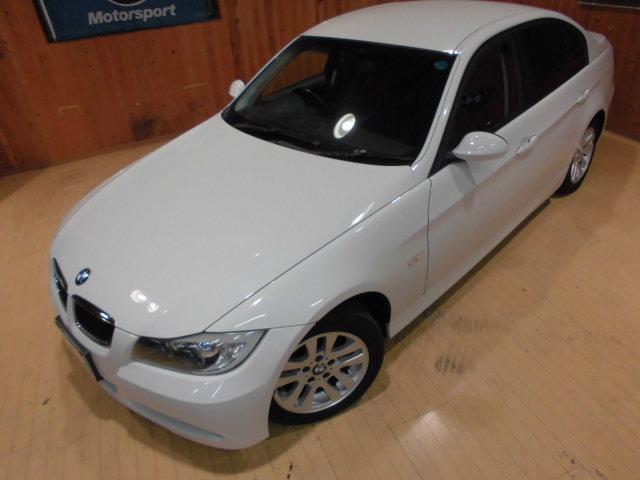 BMW BMW 320i 1オーナー ETC スモークフィルム バッテリ新品