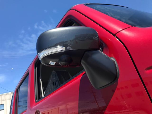 ハイブリッドX 届出済未使用車 スマートキー2本 新車保証書 取説 全方位カメラ シートヒーター セーフティーサポート(10枚目)
