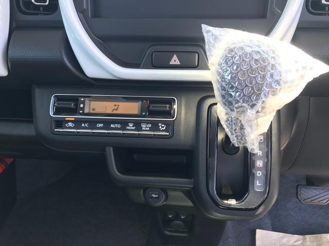 ハイブリッドX 届出済未使用車 スマートキー2本 新車保証書 取説 全方位カメラ シートヒーター セーフティーサポート(16枚目)