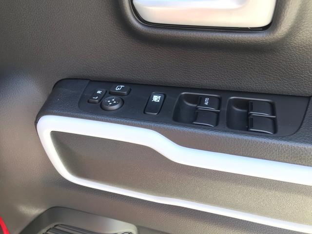 ハイブリッドX 届出済未使用車 スマートキー2本 新車保証書 取説 全方位カメラ シートヒーター セーフティーサポート(33枚目)