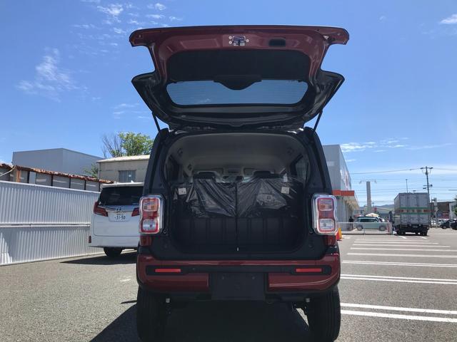 ハイブリッドX 届出済未使用車 スマートキー2本 新車保証書 取説 全方位カメラ シートヒーター セーフティーサポート(42枚目)