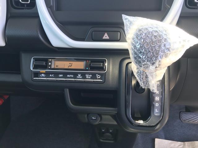 ハイブリッドX 届出済未使用車 スマートキー2本 新車保証書 取説 全方位カメラ シートヒーター セーフティーサポート(49枚目)