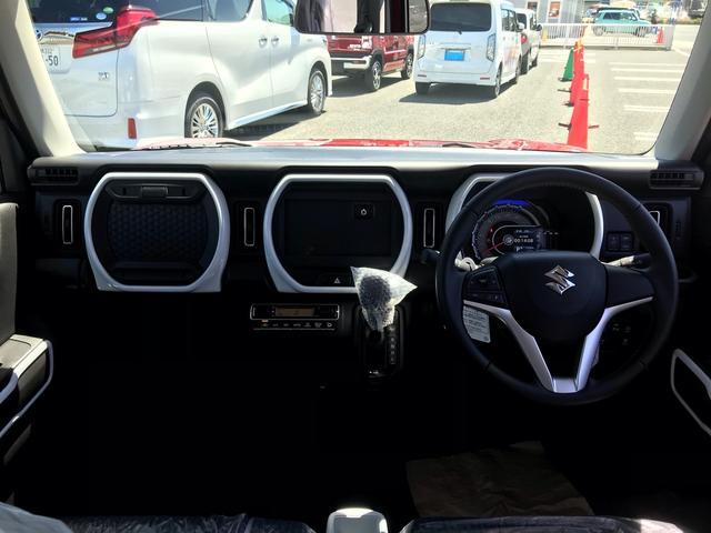 ハイブリッドX 届出済未使用車 スマートキー2本 新車保証書 取説 全方位カメラ シートヒーター セーフティーサポート(51枚目)