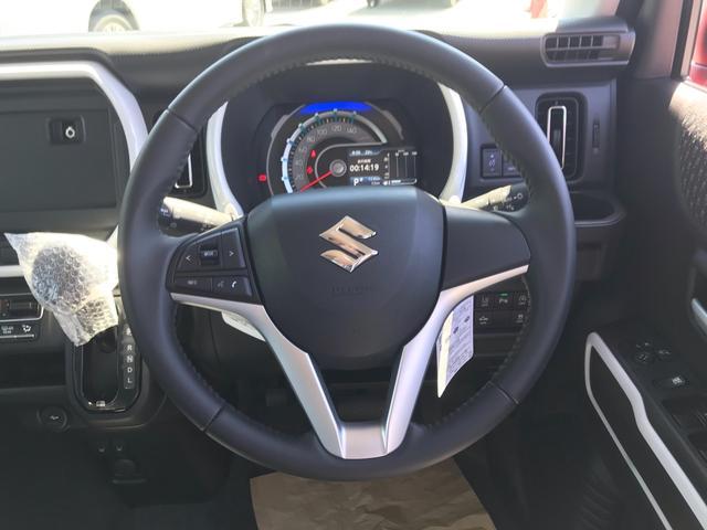 ハイブリッドX 届出済未使用車 スマートキー2本 新車保証書 取説 全方位カメラ シートヒーター セーフティーサポート(52枚目)
