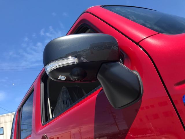 ハイブリッドX 届出済未使用車 スマートキー2本 新車保証書 取説 全方位カメラ シートヒーター セーフティーサポート(57枚目)