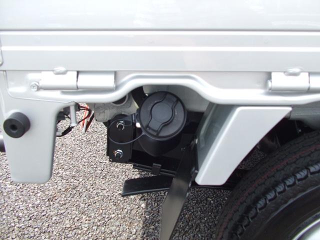 スズキ スーパーキャリイ L 5MT 届出済未使用車 前後誤発進抑制機能 ABS付