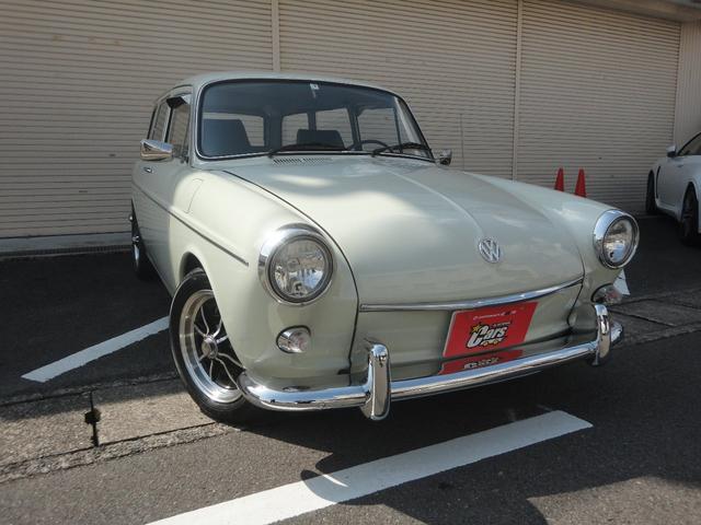「フォルクスワーゲン」「タイプIII」「ステーションワゴン」「岐阜県」の中古車5