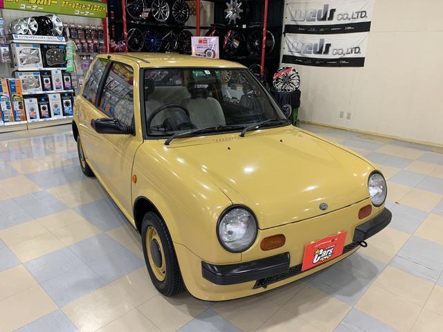 「日産」「Be-1」「コンパクトカー」「三重県」の中古車6