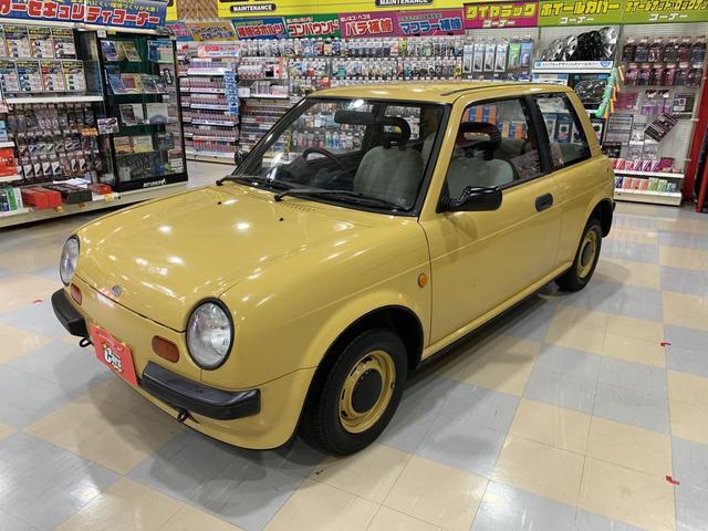 「日産」「Be-1」「コンパクトカー」「三重県」の中古車7