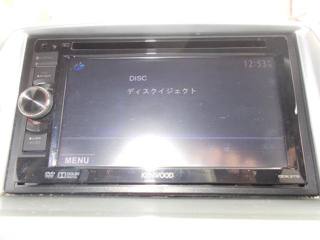 ホンダ ザッツ ベースグレード 社外DVDデッキ キーレス サイドバイザー