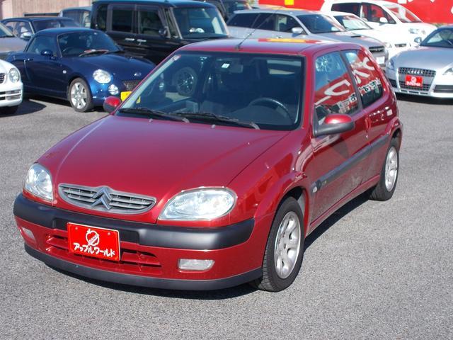 「シトロエン」「シトロエン サクソ」「コンパクトカー」「愛知県」の中古車3