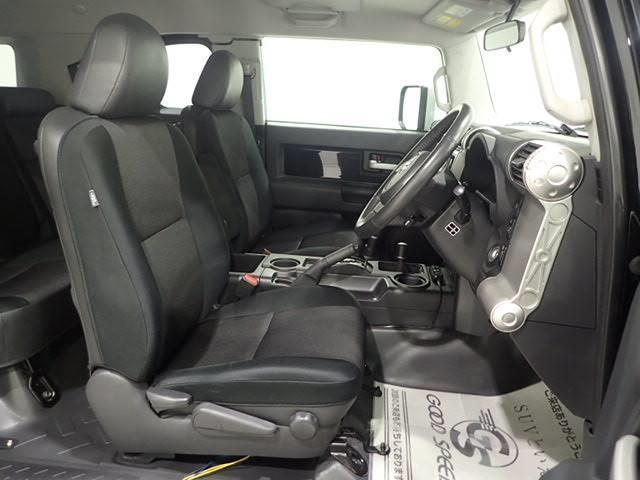 トヨタ FJクルーザー MKW/オールテレーンホワイトレター フォグ