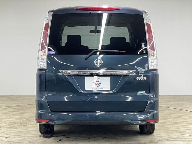ハイウェイスター 両側電動スライド HIDヘッド クルコン バックカメラ 純正マルチナビ ナビ連動フリップダウン ステリモ AC100V オートライト(13枚目)