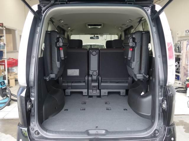 ハイウェイスター Vセレクション 両側電動スライド 純正ナビ 10型フリップダウンモニター バックカメラ ライダー用グリル&バンパー インテリキー HIDヘッドライト Bluetooth フルセグ ETC(11枚目)